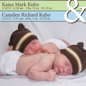 Kaius and Camden Kubo