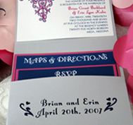 Inside Erin's Invite
