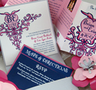 Erin's Wedding Stationery