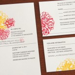 Lauren Hill – Wedding Invitation Suite