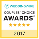 Wedding Wire Award Winner