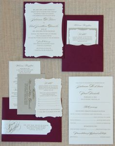 VINTAGE_SCALLOPED_EDGE_WINE_POCKET_CARD_INVITATION_SUITE