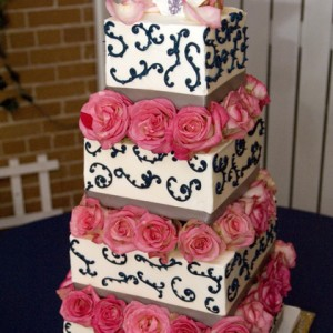 Erin's Wedding Cake