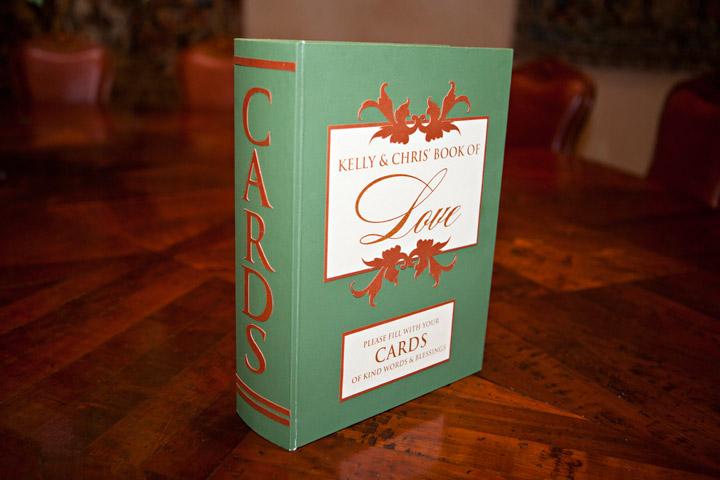 Book of Love Cardbox