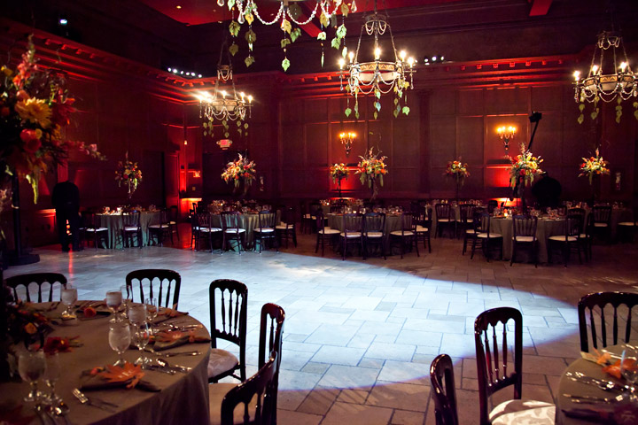 Ballroom's Dancefloor