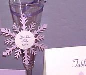 Jessica Soars Winter Snow Invites